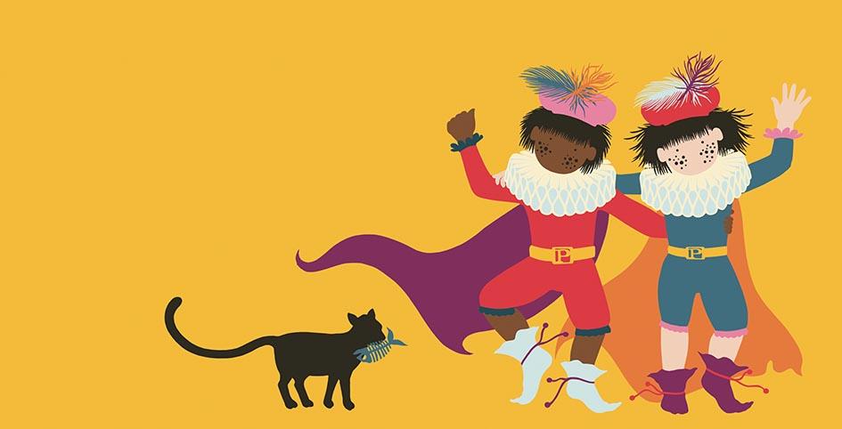 14. Sinterklaas is weer in het land Geertje FLAT
